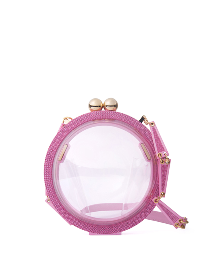 Lucid Strass Pink