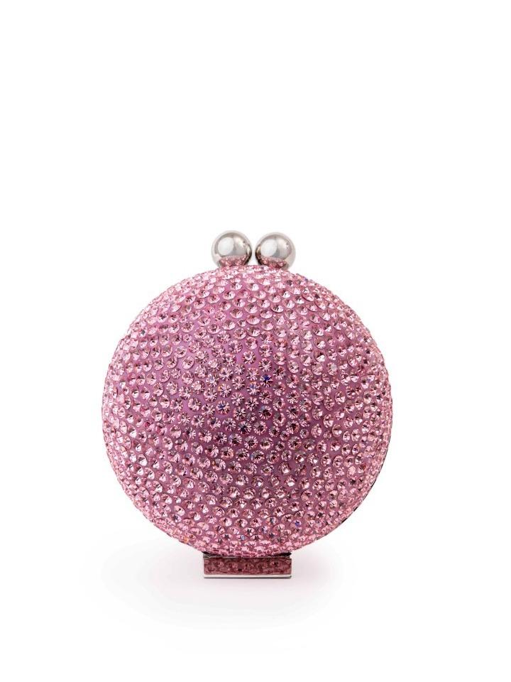 Pink Crystal Orb