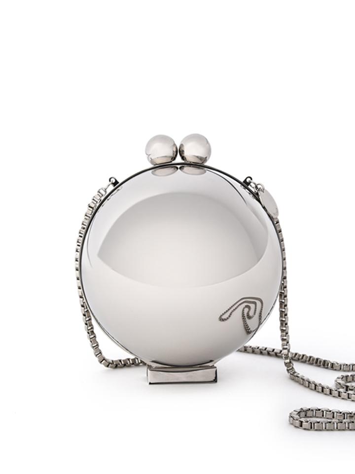 Reflective Mini Orb (Silver)